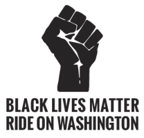 Black Lives Matter Ride on Washington