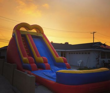 Inflatable slide  slide  Giant sides for rent  party rentals in Garden Grove