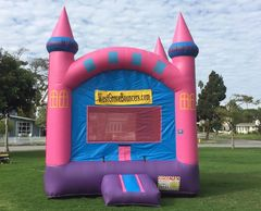 Inflatable Bounce House Princess Castle  Bouncer moonwalk  Bounce Houses for rent
