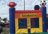 Sports Arena Bounce House ($75) All Day