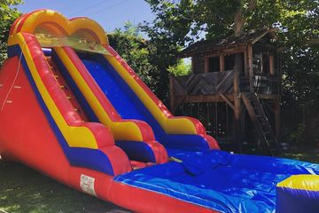 Inflatable slide  Giant Waterslide  Watersides for rent  party rentals in Garden Grove