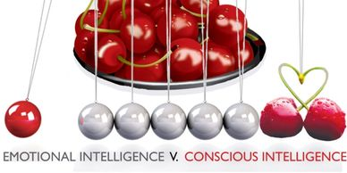 CONSCIOUS INTELLIGENCE EMOTIONAL INTELLIGENCE MINDFULNESS PRODUCTIVITY ERIC ERENSTOFT compares EQ