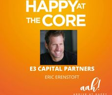 CONSCIOUS INTELLIGENCE  CEO ERIC ERENSTOFT AUTHOR AND EXPERT INTERVIEW - HAPPY AT THE CORE PODCAST