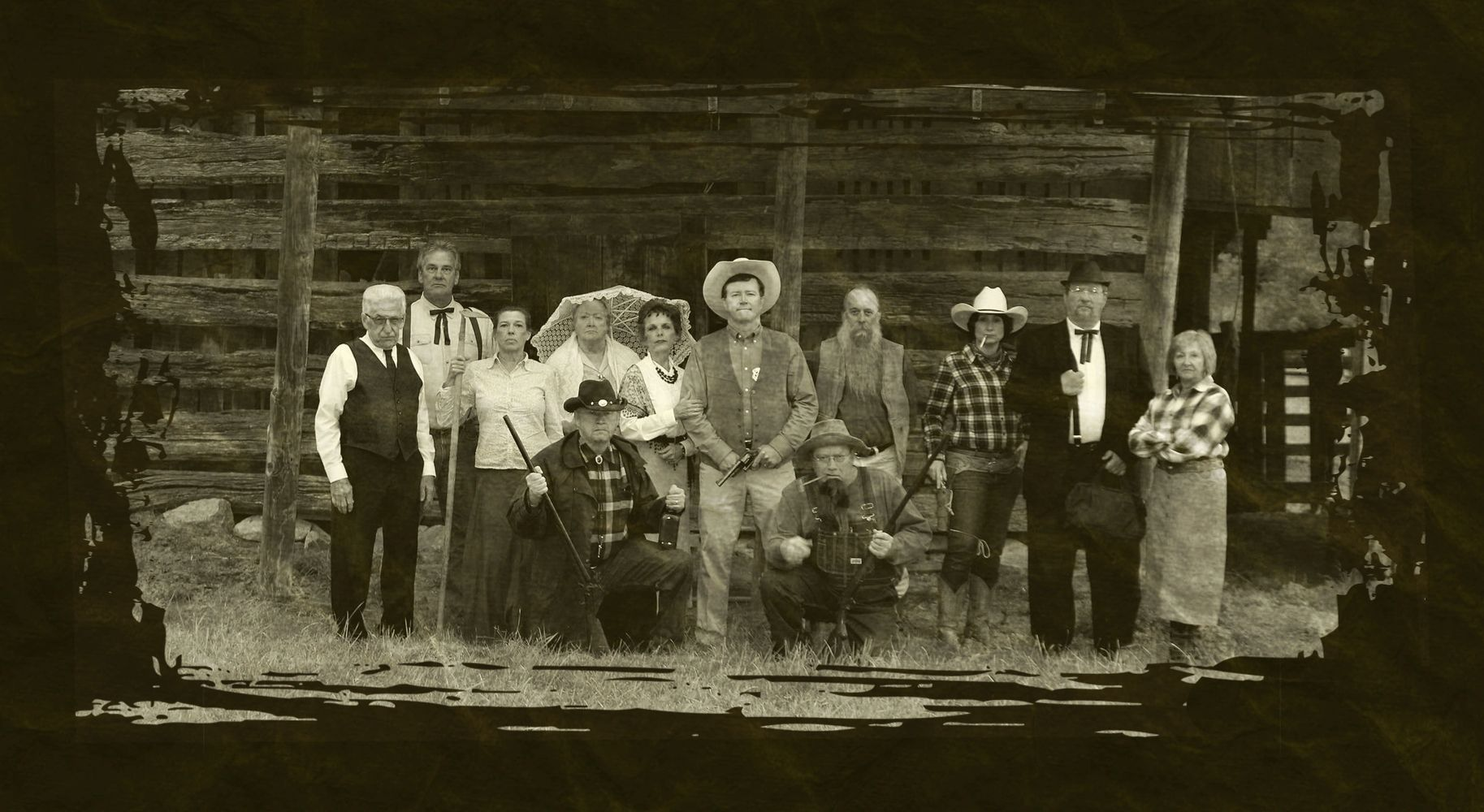 KCAL Old Time Radio Troupe Members