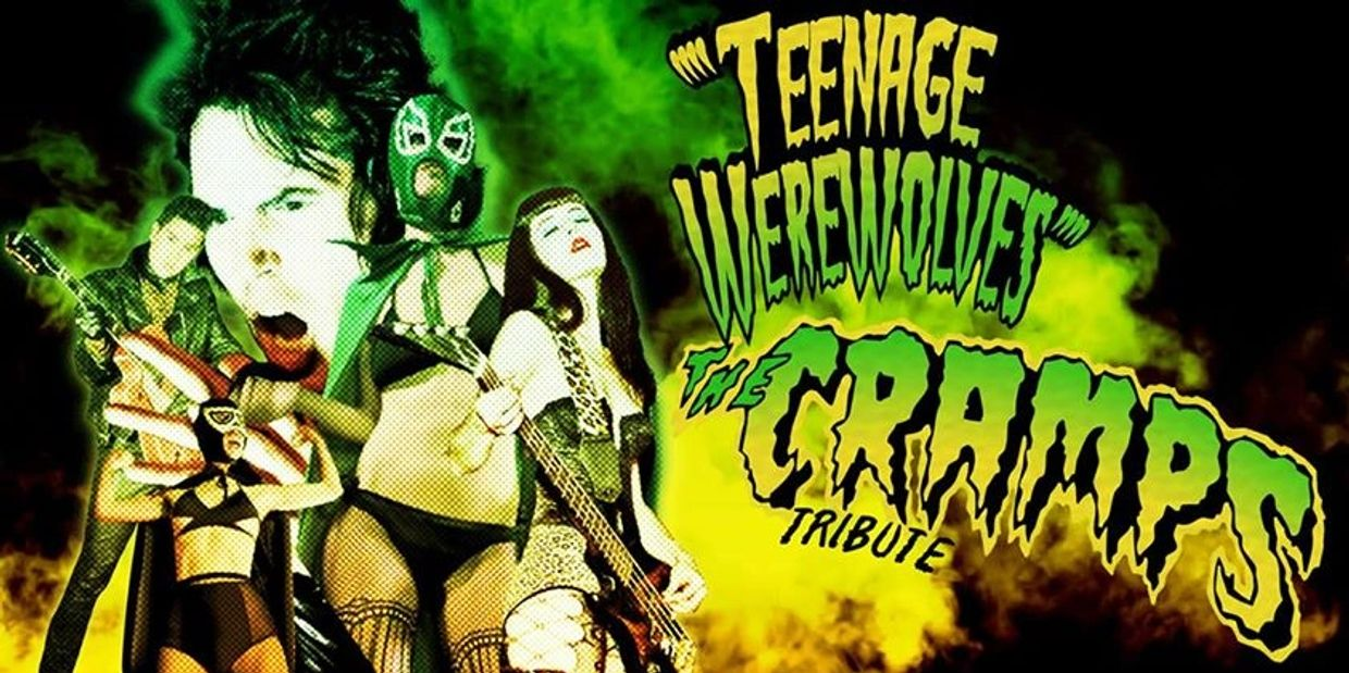 The Cramps tribute Teenage Werewolves