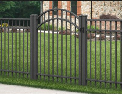 Aluminum Fence Carolina Fence Supply Llc Carolina