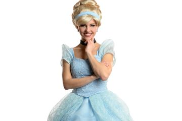 Cinderella princess party entertainer children's birthday party fun party idea kid's party princess