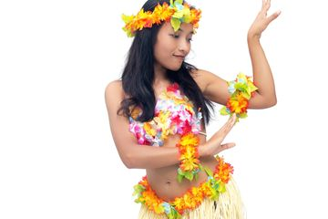 girls birthday ideas hula party tropical theme parties. Hula dance party for kids