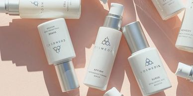 Cosmedix skincare products