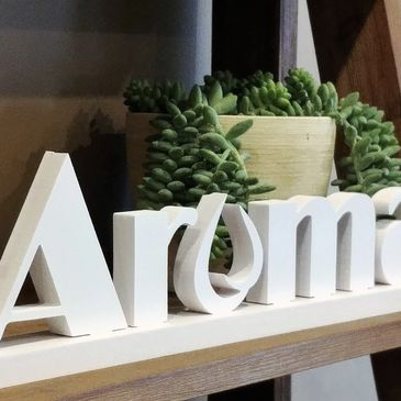 DCAroma Day Spa = Delivering Customised treatments with Aroma