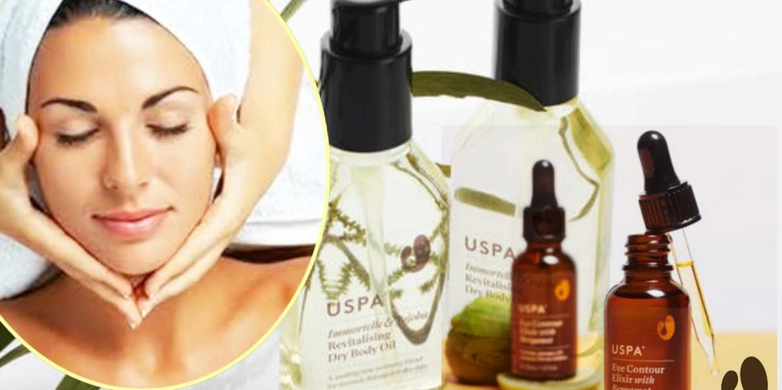 We carefully select natural skincare products for your facial treatments. USPA skin care is formulat