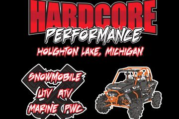 Hard Core Performance Presenting Partner 2019 St. Helen ORV Jam