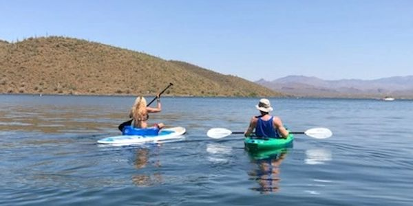 Flotation for Paddleboards and kayaks