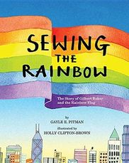 Sewing the Rainbow book cover