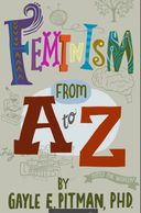 Feminism from A-Z book cover