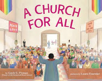 A Church for All book cover