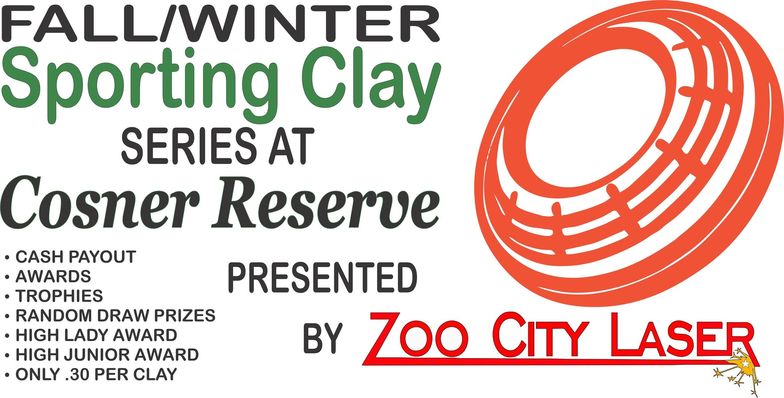 Fall/Winter Series Presented by Zoo City Laser