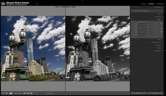 Adobe lightroom Class image from Alwyns Photo School Melbourne