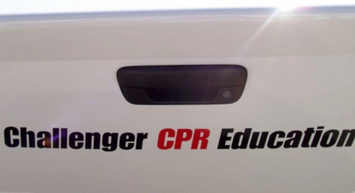 Challenger CPR Education Company Logo
