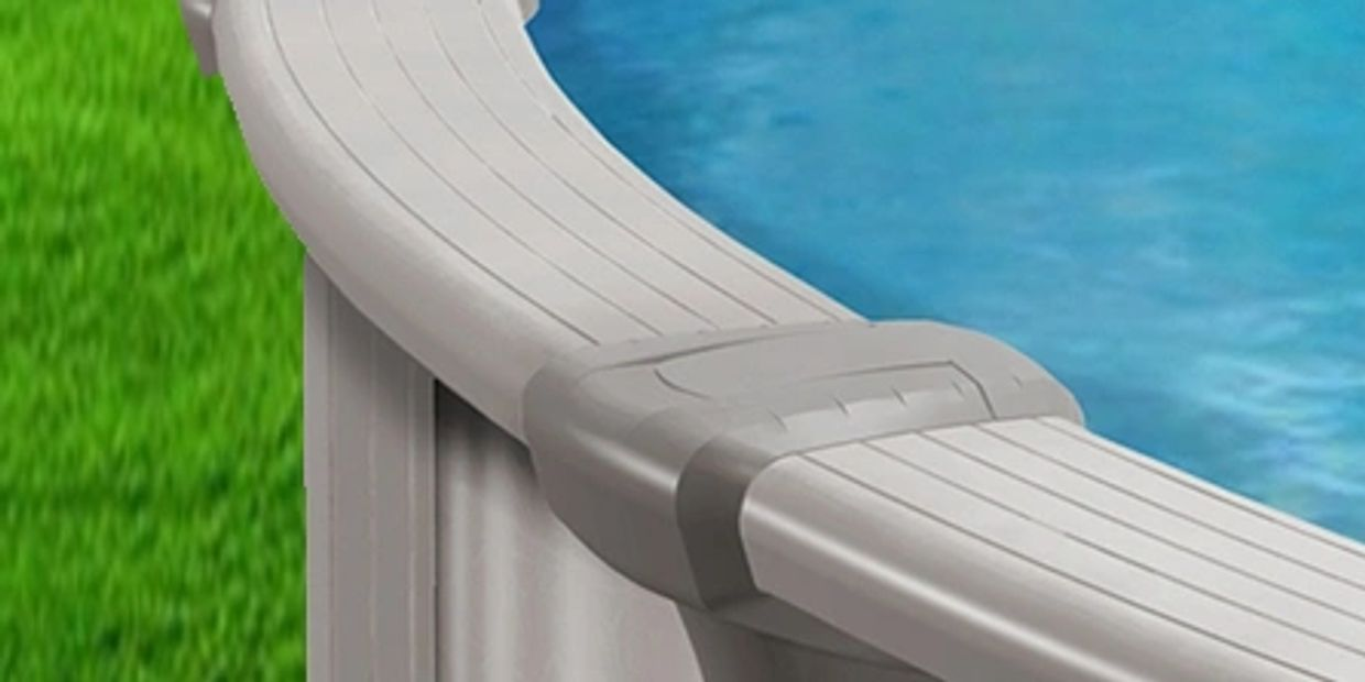 Above Ground Swimming Pools Many sizes to choose from.