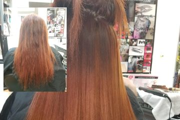 Braid Less Hair extension do not needs braids, glue and pain Free
