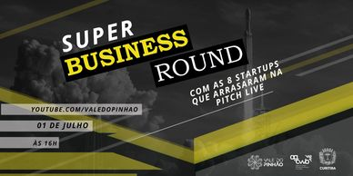 Business Round, Pitch Live