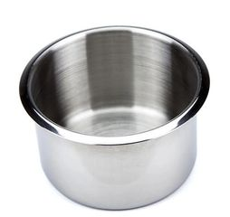 Stainless Steel drop in cup holders