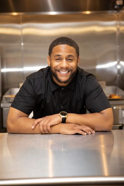 Corey Woods is the Founder and Soul Proprietor of Soulcialize Catering & Entertainment.