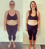 Winnipeg, weight loss transformation, fat loss, before and after, Winnipeg health coaching, fitness