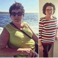 before and after, fit at any age, weight loss transformation, testimonial, success story, healthy