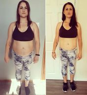 post natal weight loss, healthy mom, total transformation, inspiration, before and after, fat loss