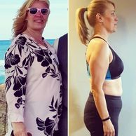 before and after, total transformation, weight loss transformation, testimonial, success story, fit