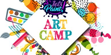 Desoto County Summer Art Camp for Kids in June