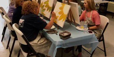 paint parties for all ages and occasions