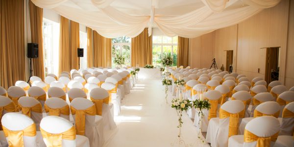 wedding design and arrangements