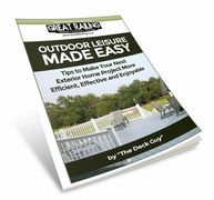 GET OUR FREE GUIDE TO OUTDOOR HOME PROJECTS!