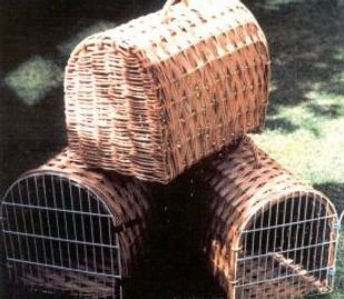 All Willow D-Shaped Kennel Carriers