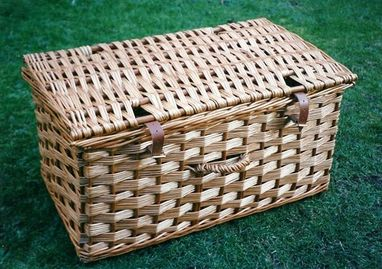 Large Deep Picnic Hamper
