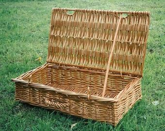 Small BBQ Basket
