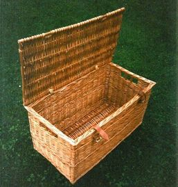 Very Large Randed Picnic Hamper