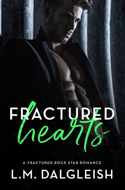 Cover of Fractured Hearts