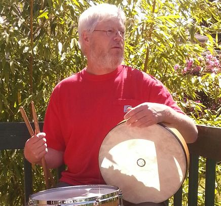 Our experienced drum lesson instructor in Bellingham, WA