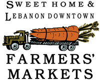 Sweet Home & Lebanon Downtown Farmers'  Market