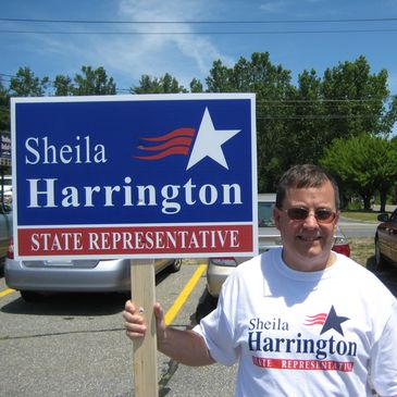 Sheila Harrington State representative