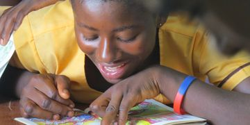The Ghana Library Authority has established and funds libraries in the major towns of Ghana, about 6