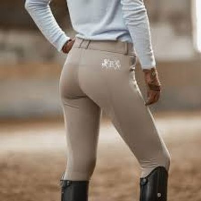 Riding Breeches Fitting