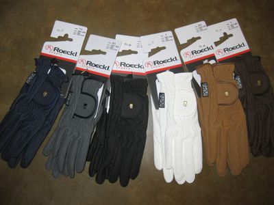Equestrian Gloves