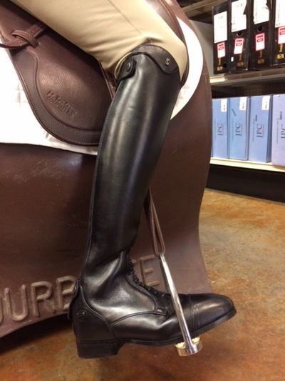 Riding Boot Fitting
