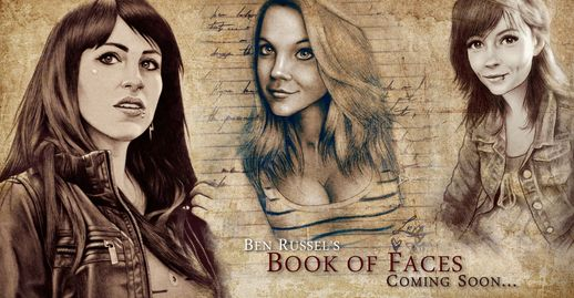 Ben Russel Book of Faces
