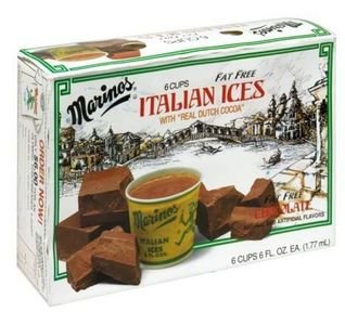 The Old Marinos Italian Ices Supermarket 6pk boxes.